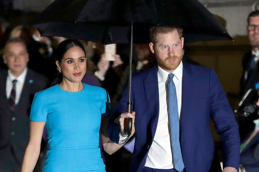 Meghan Markle, Prince Harry And Prince Andrew's Social Media Pages Removed From Royals' Website
