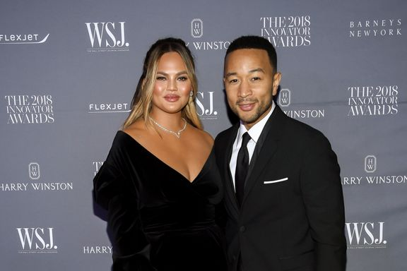John Legend And Chrissy Teigen Are Expecting Their Third Child