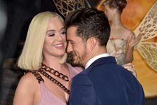 Katy Perry And Orlando Bloom Welcome Daughter 'Daisy Dove'