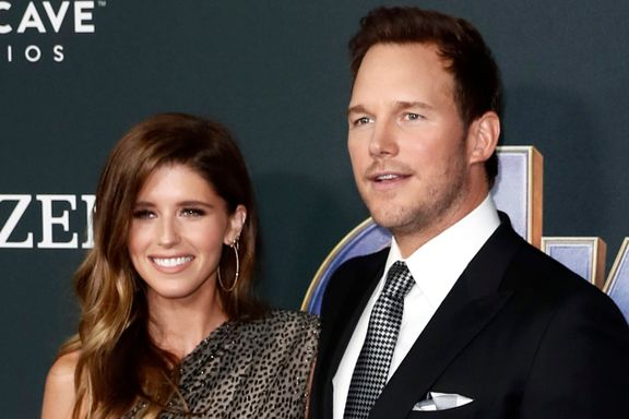 Katherine Schwarzenegger And Chris Pratt Welcome First Child Together