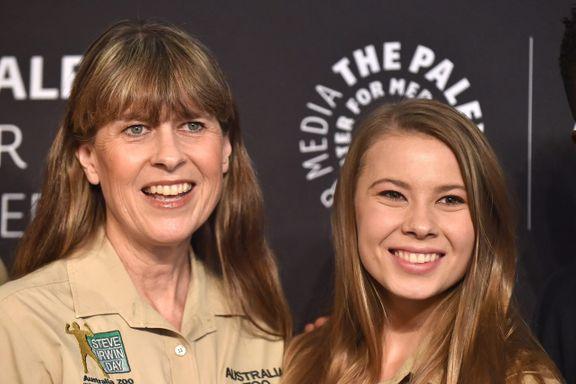 Terri Irwin Says Late Husband Steve 'Would Be So Proud' Of Daughter Bindi Becoming A Mom