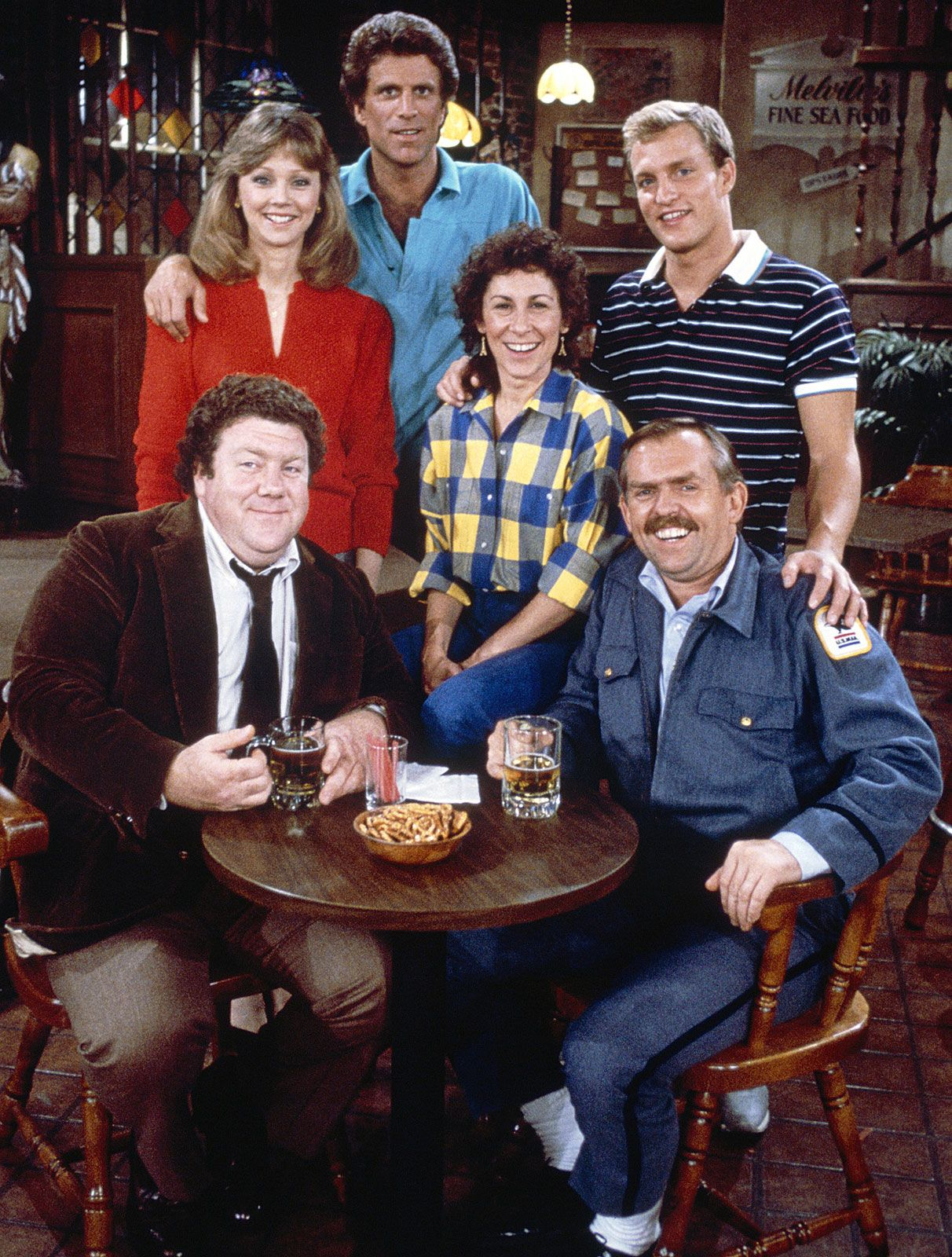 Classic TV Quiz: How Well Do You Remember Cheers? - Fame10
