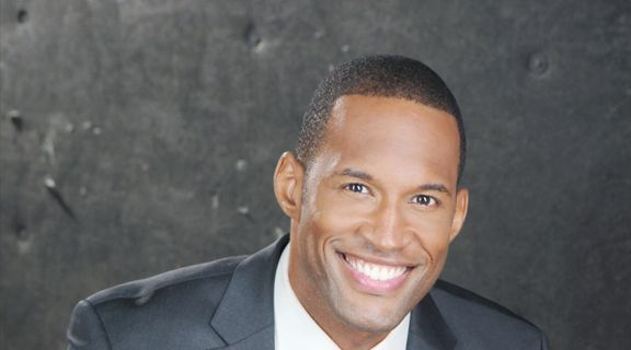 Lawrence Saint-Victor Shares That He Wrote An Episode Of Bold And The Beautiful