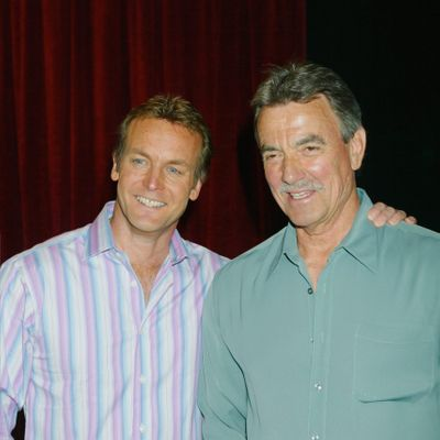 Eric Braeden Speaks Out About Doug Davidson's Lack Of Screen Time On Y&R