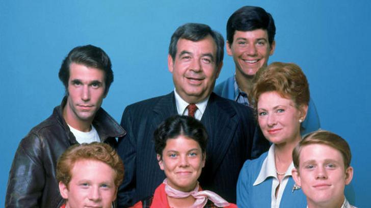 Happy Days Cast Gets Back Together to Remember Erin