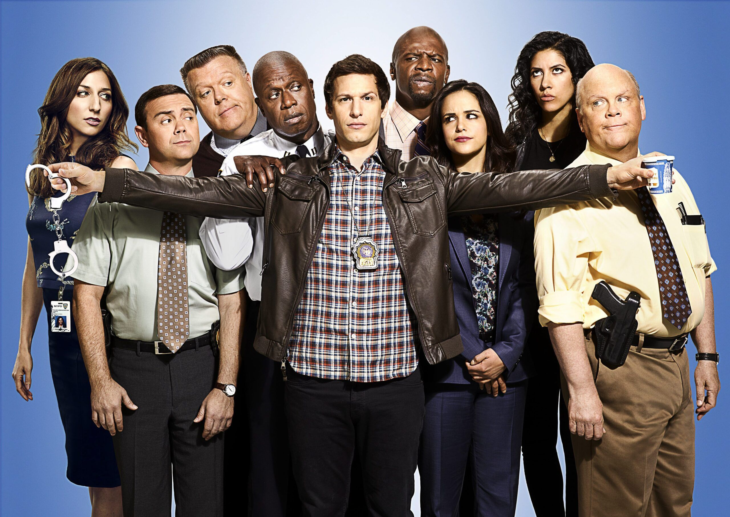 TV Quiz: Match The Brooklyn Nine-Nine Quote To The Character - Fame10