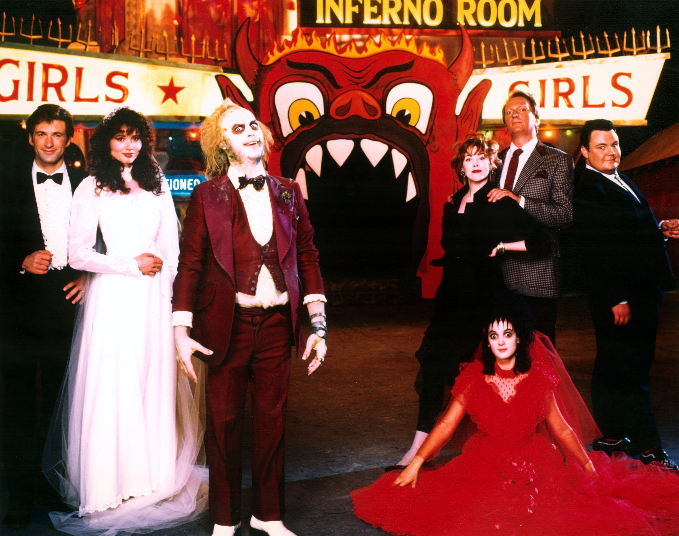 Movie Quiz: How Well Do You Remember Beetlejuice? - Fame10