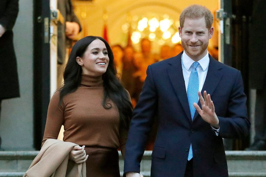 Meghan Markle And Prince Harry Sign Multi-Year Deal With Netflix