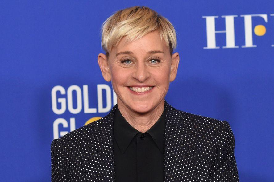 Ellen DeGeneres Jokingly Tells Her Staff 'Please Don't Look Me in the Eye' When Returning To Show
