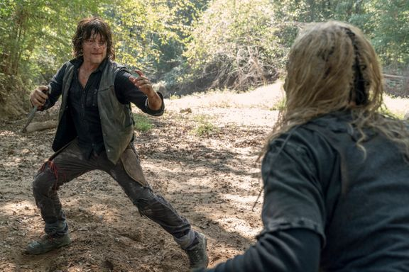 "The Walking Dead Is Concluding, But A ""Daryl And Carol"" Spin-Off Is In The Works"