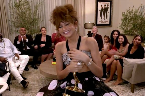 Zendaya Makes History As Youngest Lead Actress Winner At 2020 Emmys
