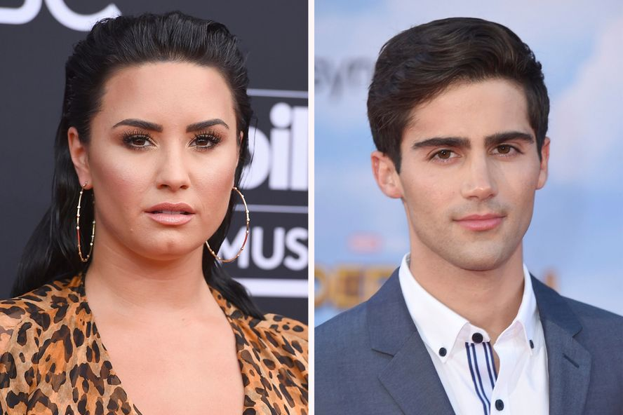 Demi Lovato And Max Ehrich Split, Call Off Engagement
