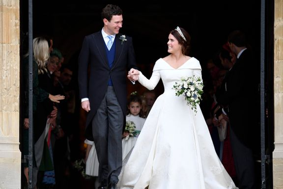 Princess Eugenie Is Expecting Her First Child With Husband Jack Brooksbank