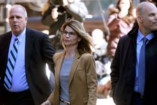 Lori Loughlin's Request To Serve Her Prison Sentence In Victorville Approved