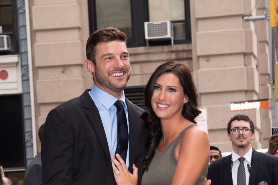 Bachelorette Becca Kufrin Confirms Split from Garrett Yrigoyen After 2 Years Together