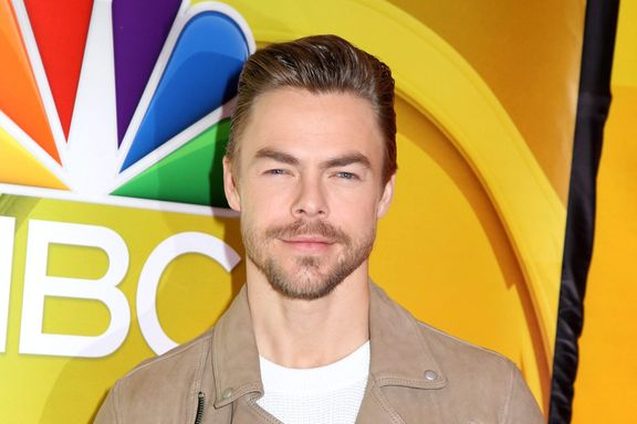 Derek Hough Explains Why He Said Yes To Judging 'Dancing With The Stars'