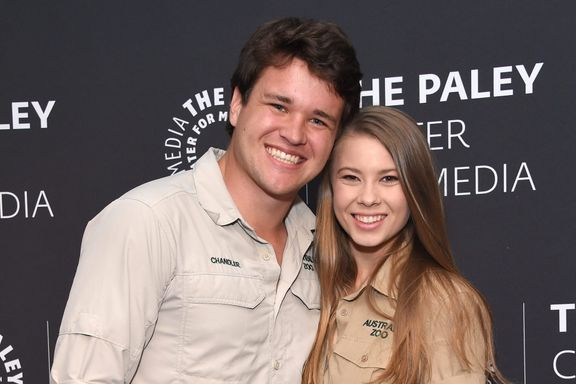 Bindi Irwin Reveals She And Husband Chandler Are Expecting A Baby Girl