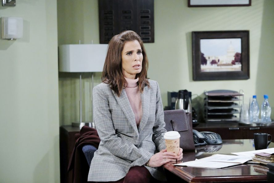 Kristian Alfonso Reveals Her Final Airdate On Days Of Our Lives