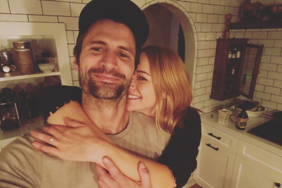 One Tree Hill's James Lafferty And The Royals Star Alexandra Park Are Engaged