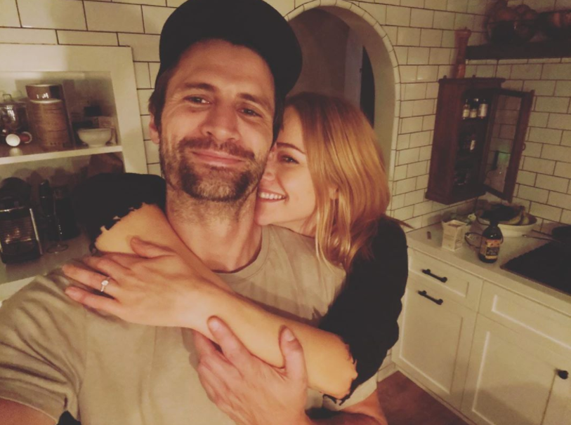 One Tree Hill's James Lafferty And The Royals Star Alexandra Park Are Engaged - Fame10