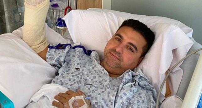 Buddy Valastro Faces 'Uphill Battle' After His Hand Was Impaled