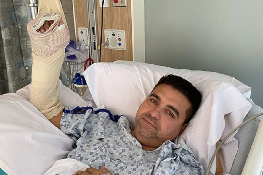 Buddy Valastro Faces 'Uphill Battle' After His Hand Was Impaled During A Bowling Accident