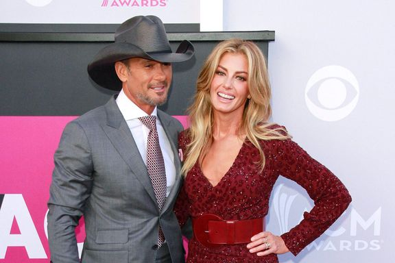 Tim McGraw Shared The Sweetest Message To Wife Faith Hill On Wedding Anniversary