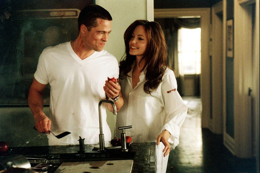 Movie Quiz: How Well Do You Remember Mr. & Mrs. Smith?