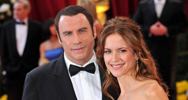 John Travolta Shares Wedding Photo To Honor Late Wife Kelly Preston's Birthday