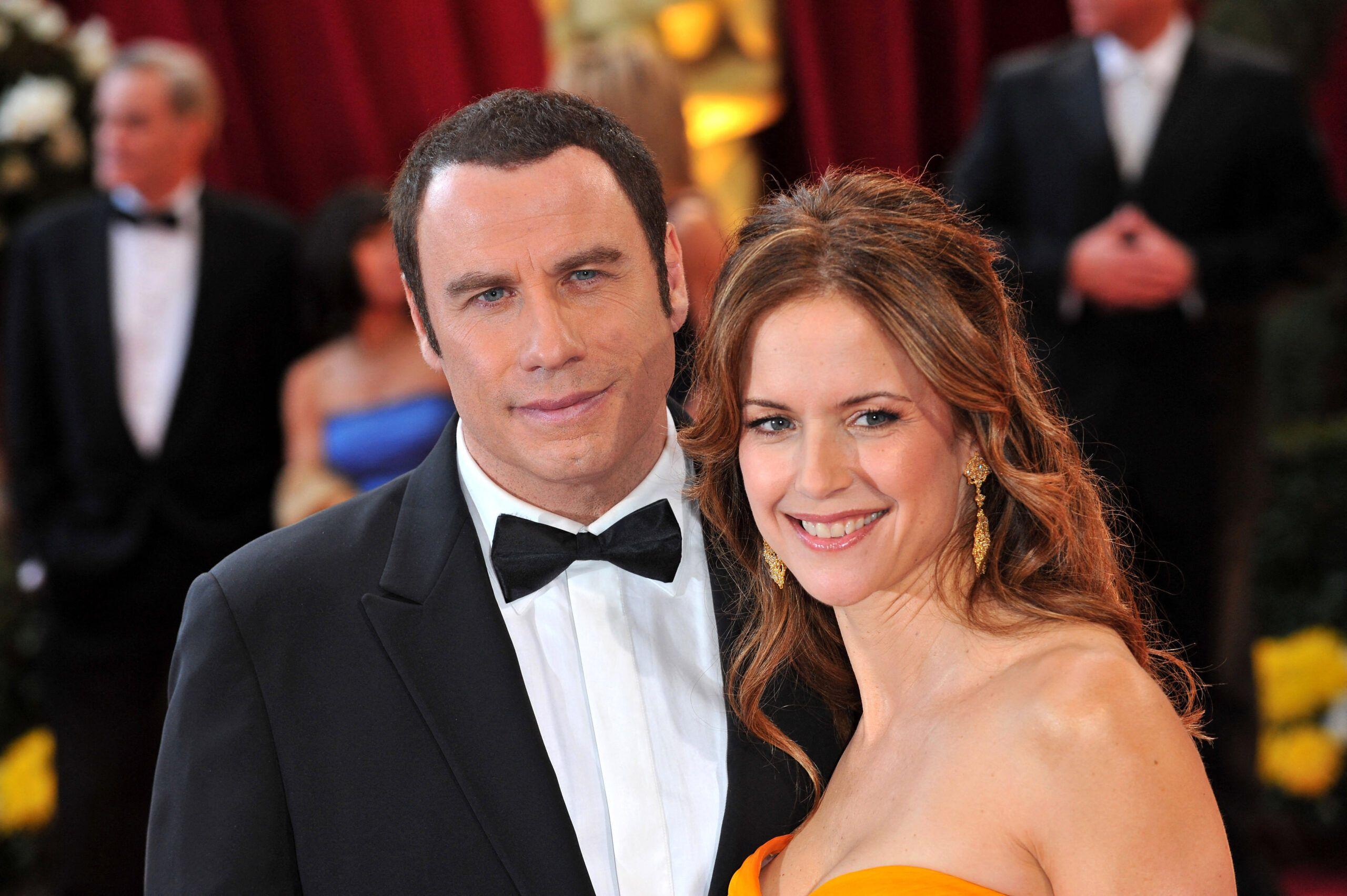 John Travolta Shares Throwback Wedding Photo To Honor Late Wife Kelly Preston's 58th Birthday
