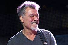 Eddie Van Halen Passes At Age 65 After A Years-Long Battle With Cancer