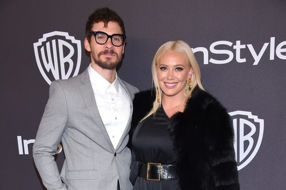 Hilary Duff Is Expecting Second Child With Husband Matthew Koma