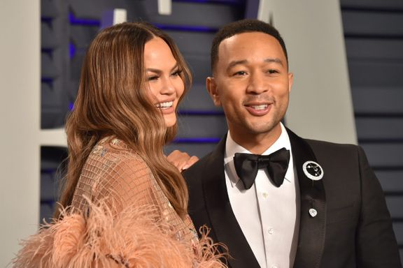 Chrissy Teigen Loses Baby After Hospitalization