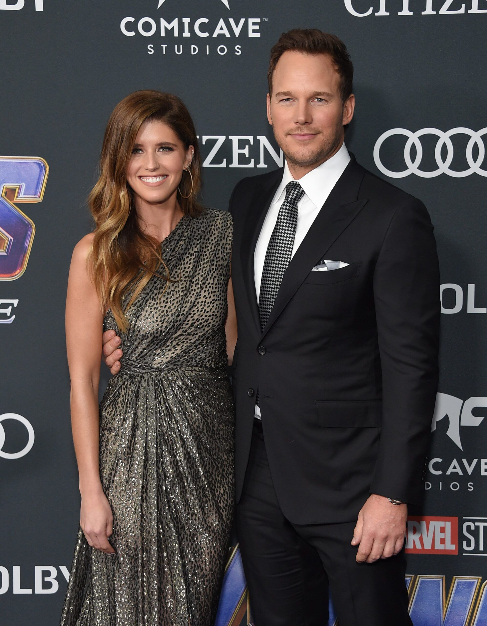 Katherine Schwarzenegger, Robert Downey Jr. And Mark Ruffalo Defend Chris Pratt After He Is Dubbed 'Worst Hollywood Chris'