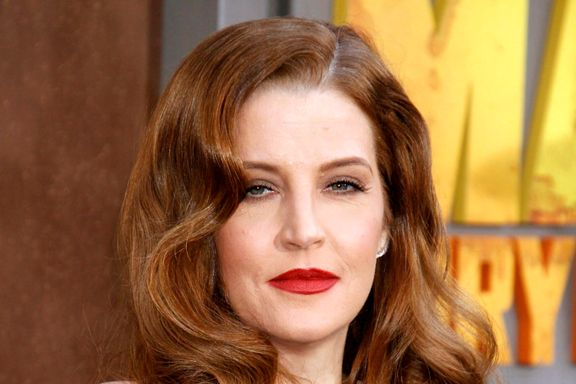 Lisa Marie Presley Shares Heartbreaking Tribute To Late Son Benjamin
