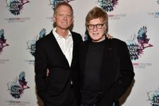 Robert Redford's Son James Passes At 58 After Cancer Battle