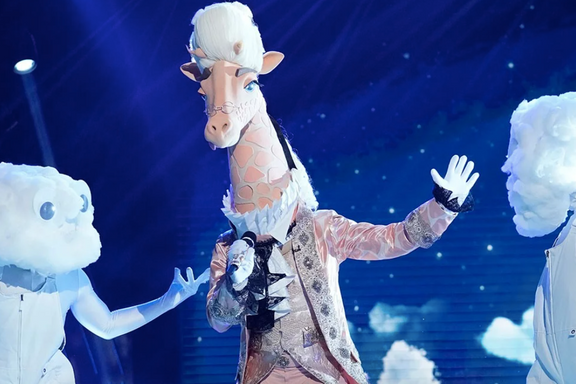 'The Masked Singer' Reveals Celebrity Behind Giraffe