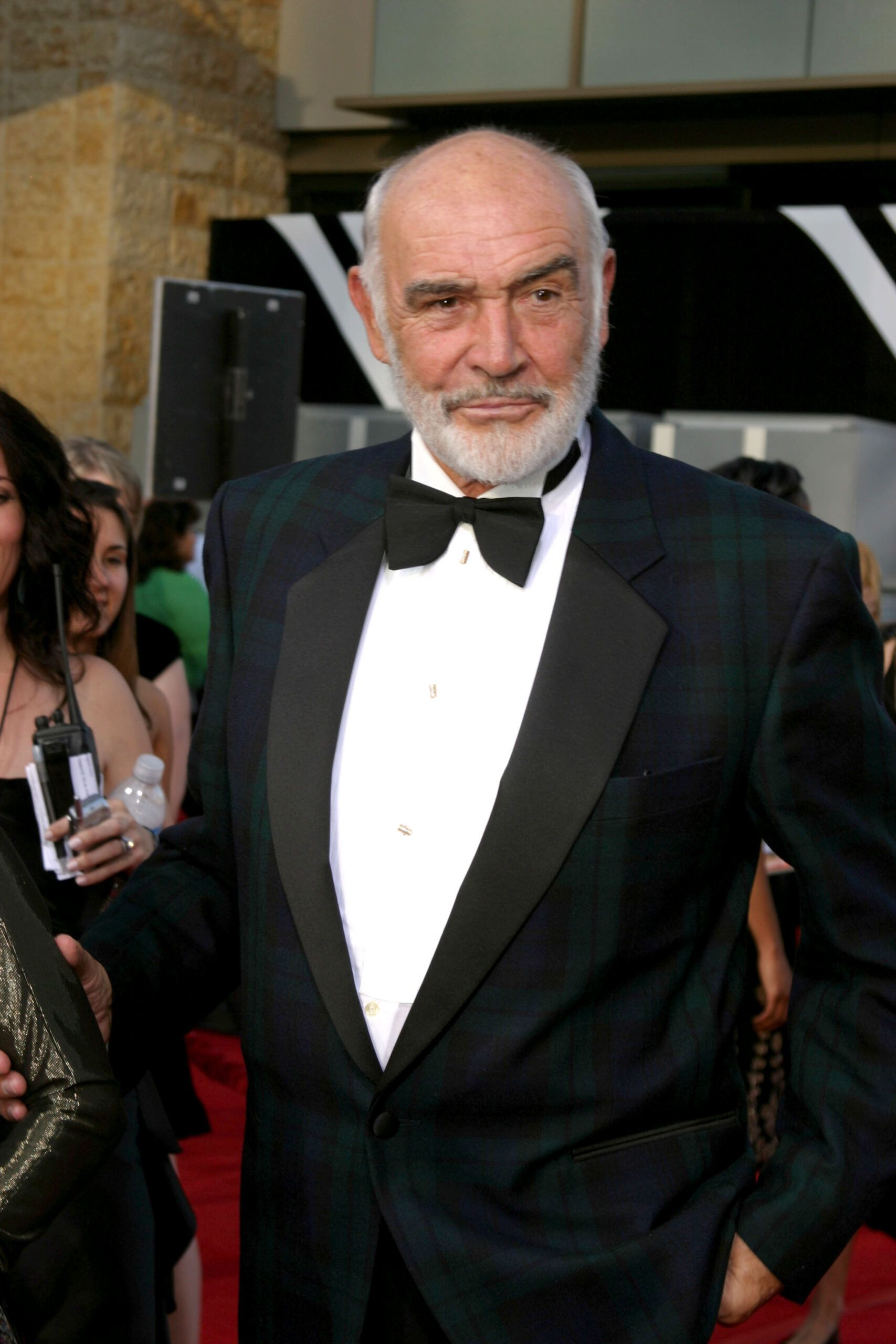 Iconic Actor Sean Connery Has Passed Away At 90 - Fame10