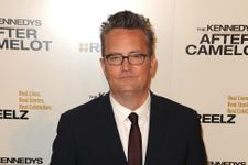 Friends Star Matthew Perry Is Engaged To Molly Hurwitz