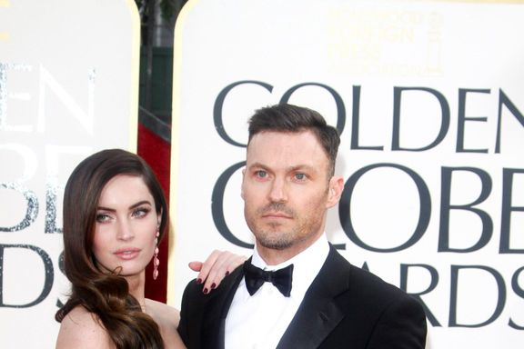 Megan Fox Files For Divorce From Brian Austin Green After Red Carpet Debut With Machine Gun Kelly