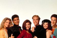 'Saved By The Bell' Cast Reflects On Returning To Bayside High For Reboot