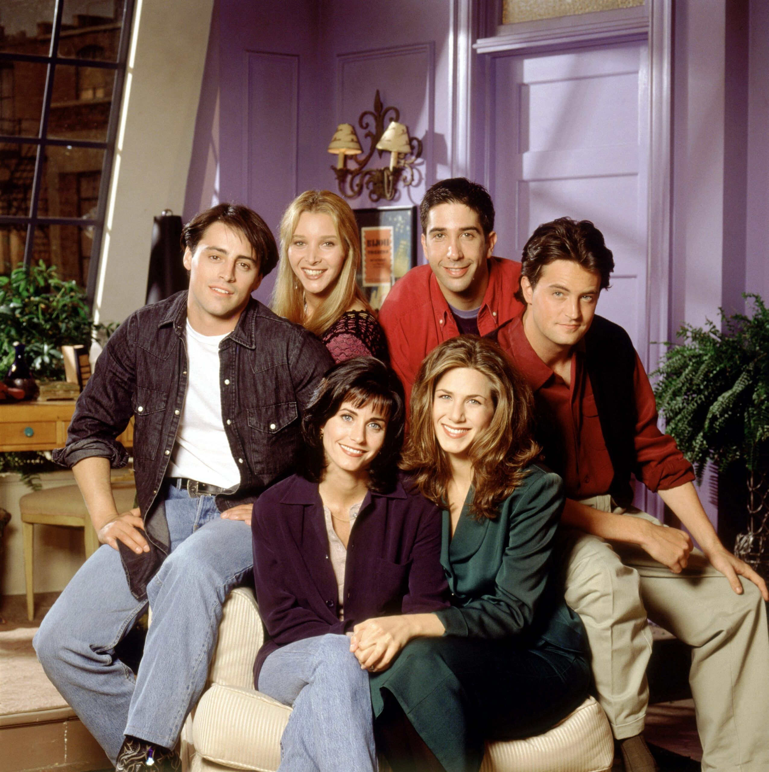Matthew Perry Shares That Friends Reunion Special Will Film In March - Fame10