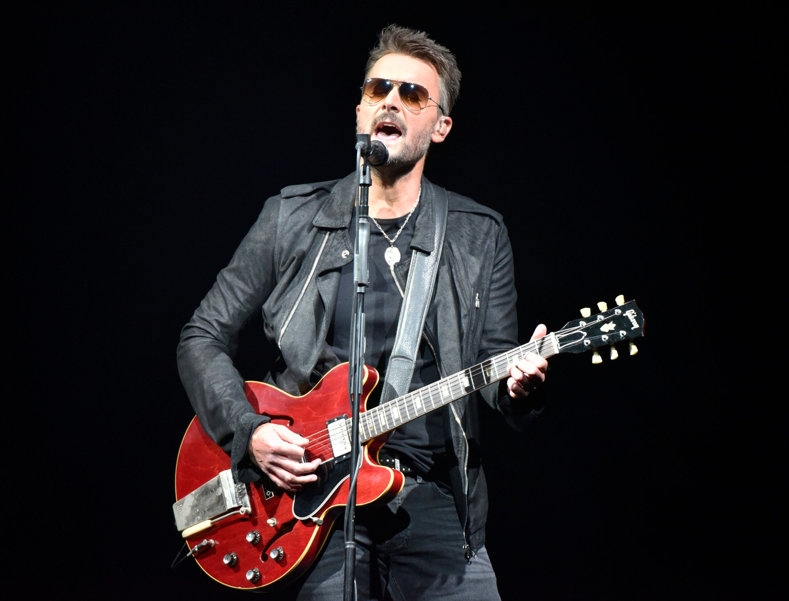 Eric Church Takes Home 2020 CMA Entertainer Of The Year