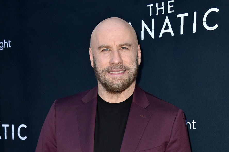John Travolta Wishes Son Ben A Happy Birthday With Adorable Father-Son Photo