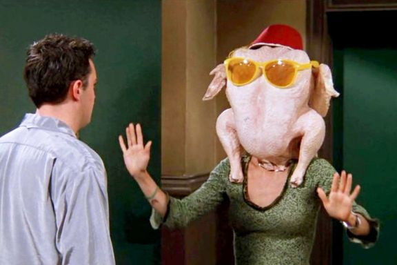 Friends Quiz: How Well Do You Know The Thanksgiving Episodes?