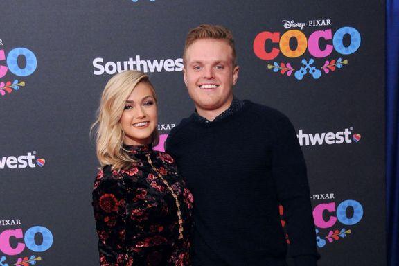 Dancing With The Stars' Lindsay Arnold And Husband Samuel Lightner Cusick Welcome Daughter