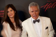 Alex Trebek's Wife Jean Shares Photo From Their Wedding And Thanks Fans For Support