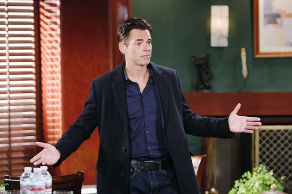 Y&R's Jason Thompson Vents His Frustration Over Recent Love Scenes