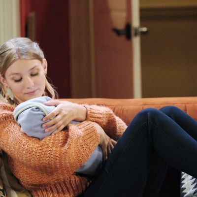 We Weigh In: Is Tripp Really Allie's Baby Daddy On Days Of Our Lives?