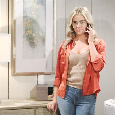 We Weigh In: Is Shauna Going To Make A Play For Eric On B&B?
